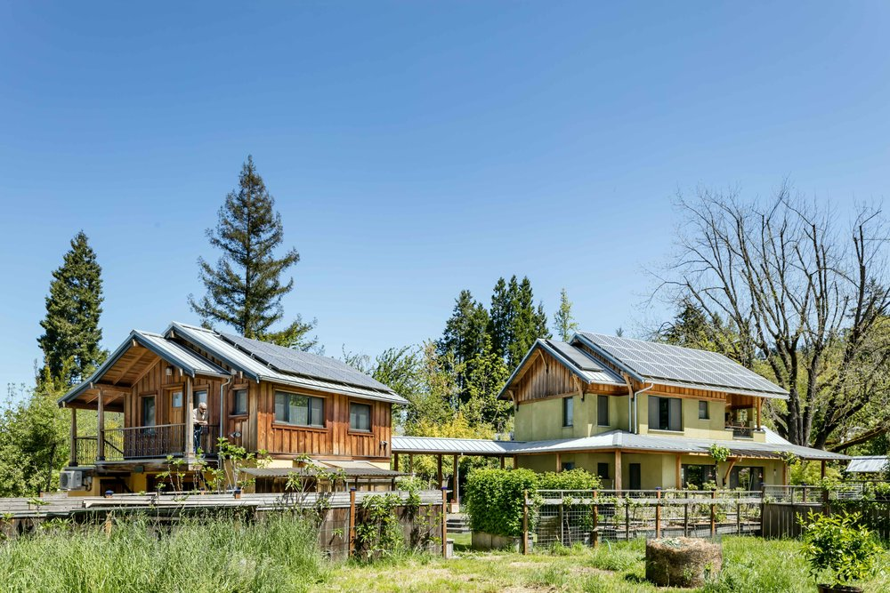 Orchard Street Passive House -