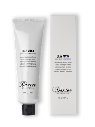 Baxter of California  Clay Mask, 4 oz. $20.00