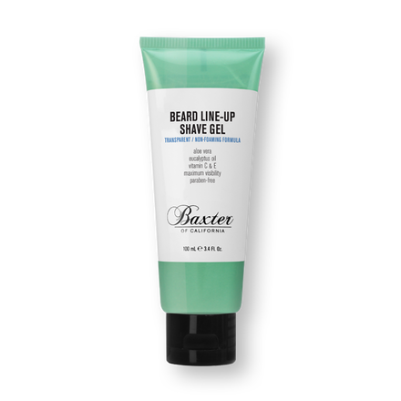 Baxter of California  Beard Line-Up Shave Gel, 3.4 oz. $18.00