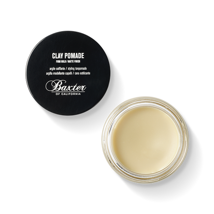 Baxter of California  Clay Pomade, $23.00