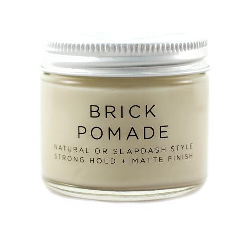 Virile Heart & Heritage  Brick Pomade, 2oz. $18.00