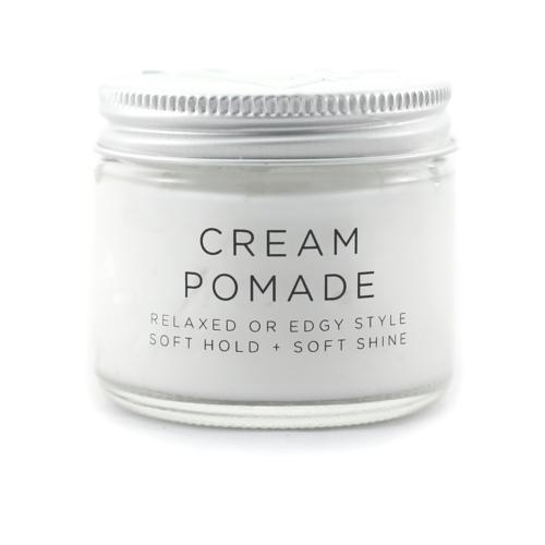 Virile Heart & Heritage  Cream Pomade, 2oz. $18.00