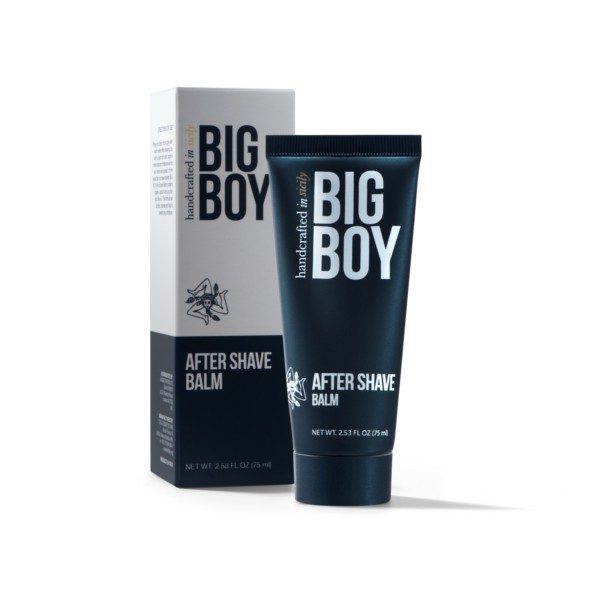 Big Boy  After Shave Balm, 75 ml $30.00