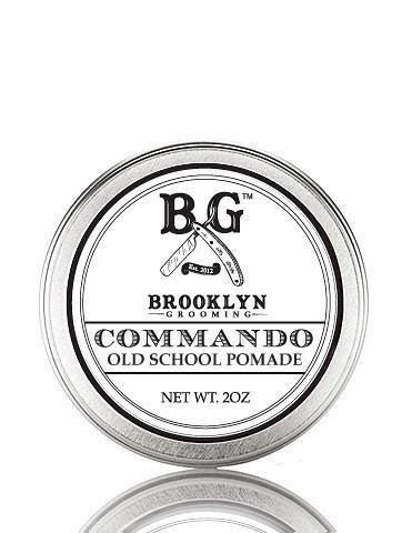 Brooklyn Grooming  Commando Old School Pomade, 2 oz., $26.00