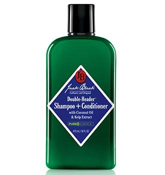 Jack Black  Double Header Shampoo + Conditioner, 16 oz. $32.00