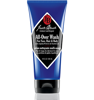 Jack Black  All-Over Wash, 10 oz. $21.00