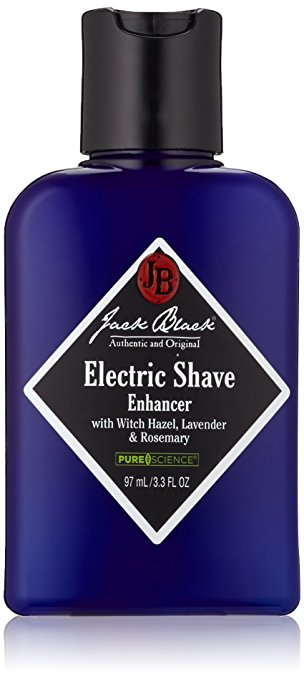 Jack Black  Electric Shave Enhancer, 3.3 oz. $17.00