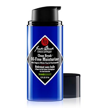 Jack Black  Clean Break Oil-Free Moisturizer, 3.3 oz. $30.00