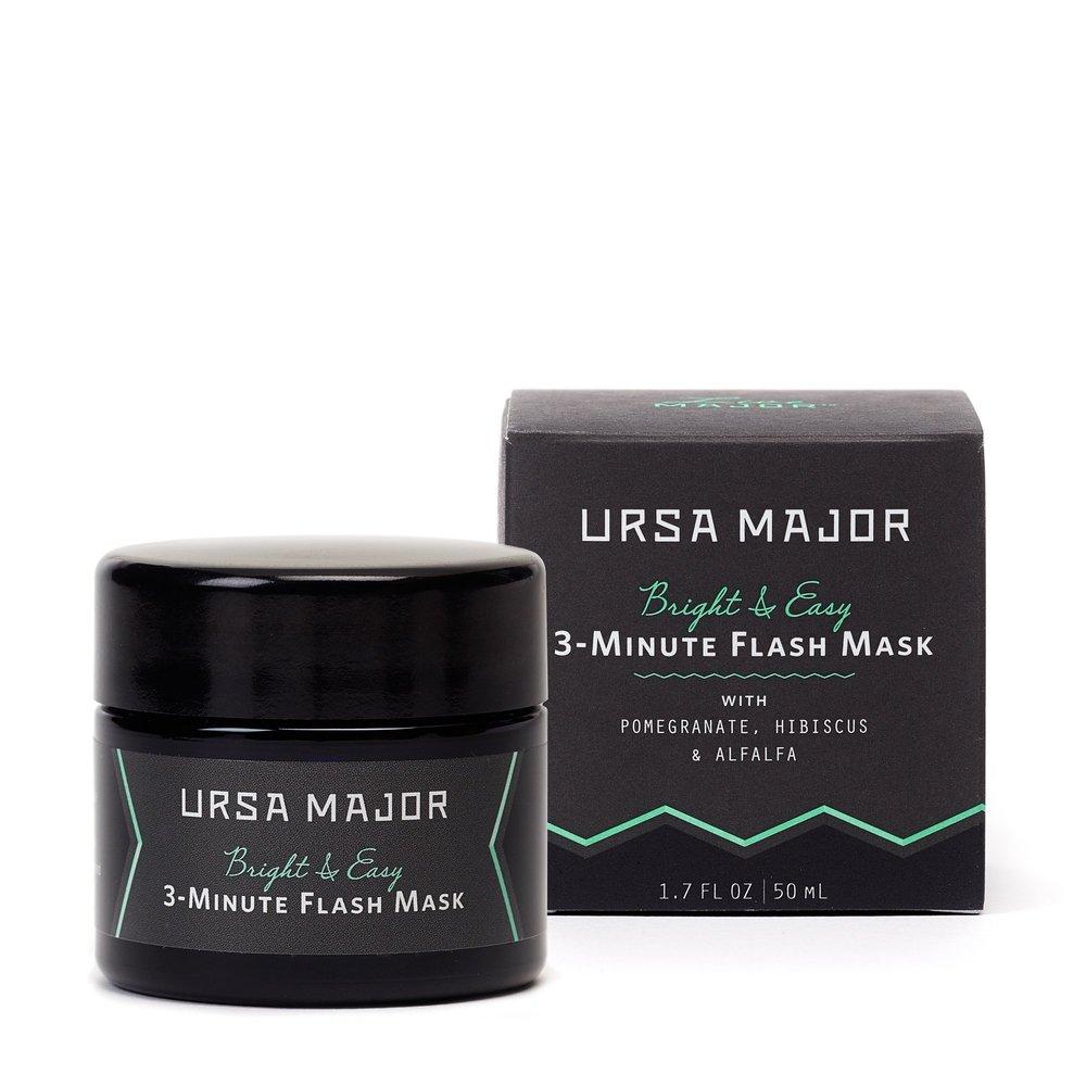 Ursa Major  Bright & Easy 3-Minute Flash Mask, 1.7 oz $44.00