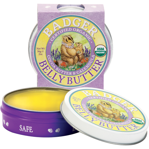 Badger  BellyButter, 2 oz. $10.00