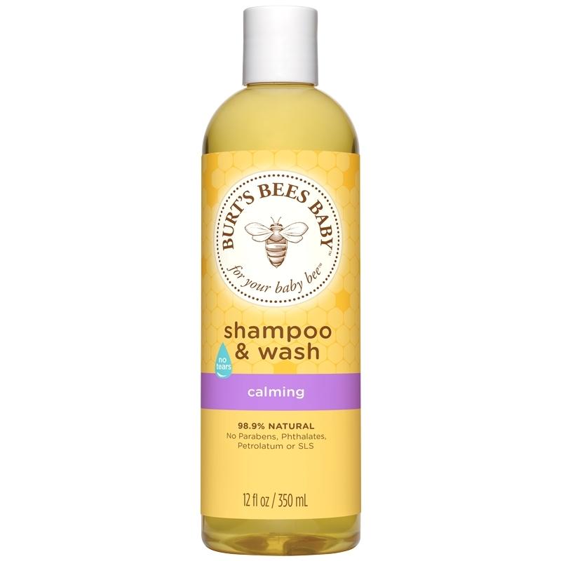 Burt's Bees Baby  Calming Shampoo & Body Wash,12 oz. $9.00