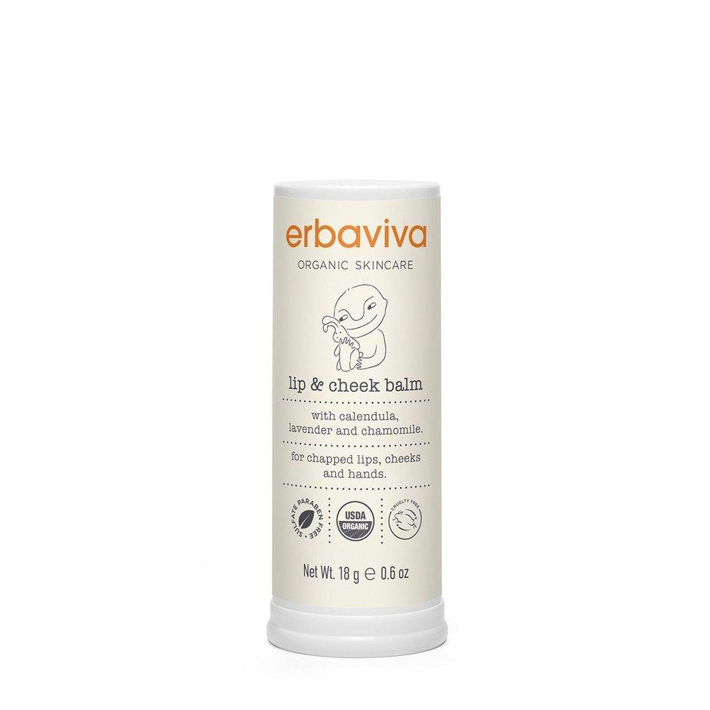 Erbaviva  Lip & Cheek Balm, 0.6 oz. $13.00