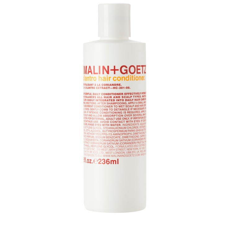 (MALIN+GOETZ)  Cilantro Hair Conditioner, 8 oz. $24.00