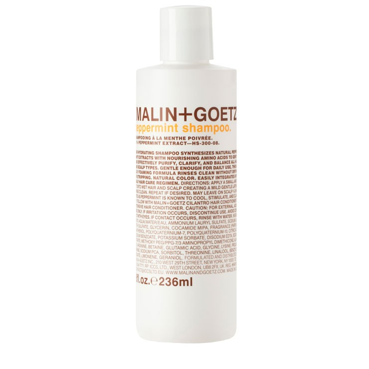 (MALIN+GOETZ)  Peppermint Shampoo, 8 oz. $22.00