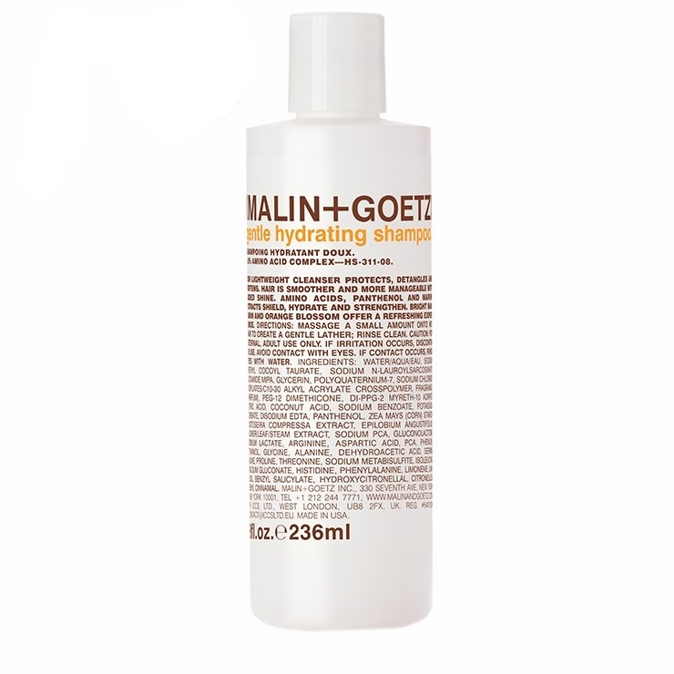 (MALIN+GOETZ)  Gentle Hydrating Shampoo, 8 oz. $26.00