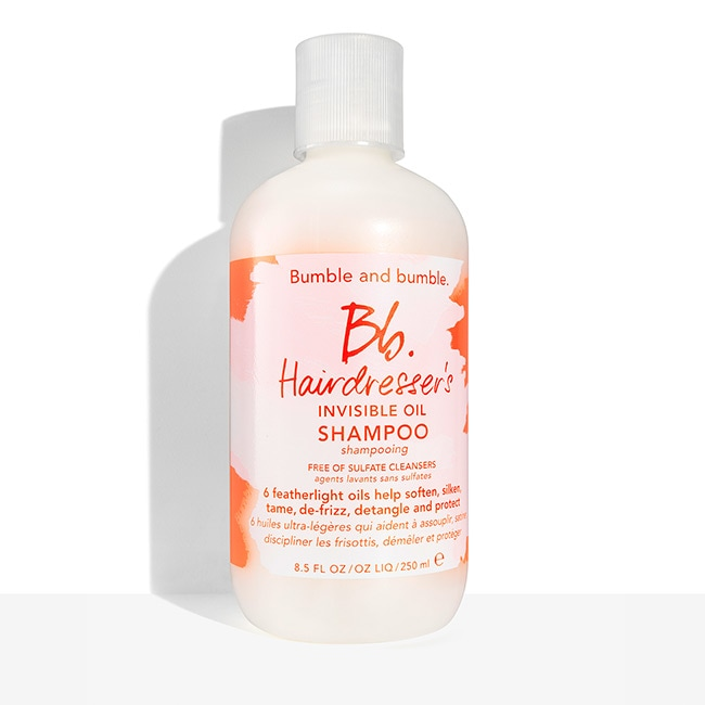 Bumble and bumble.  Hair Dresser's Invisible Oil Shampoo, 8.5 oz. $31.00