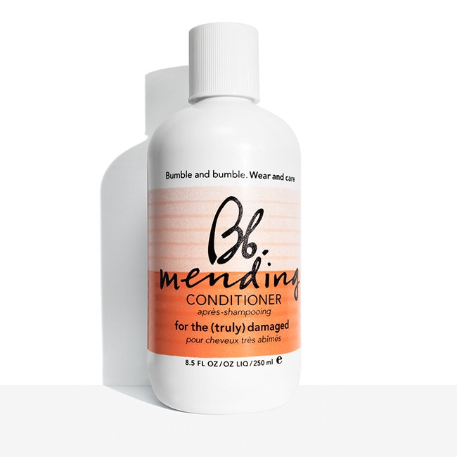 Bumble and bumble.  Mending Conditioner, 8.5 oz. $34.00