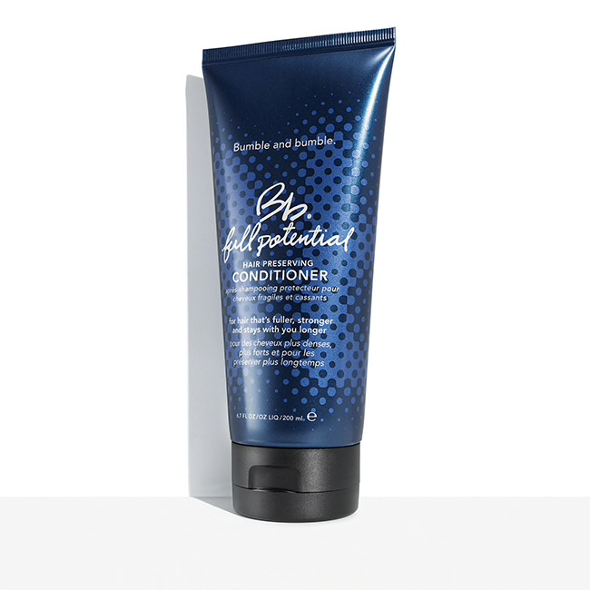 Bumble and bumble.  Full Potential Conditioner, 5 oz. $34.00