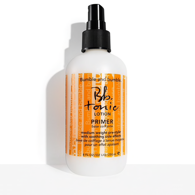 Bumble and bumble.  Tonic Primer, 8.5 oz. $25.00