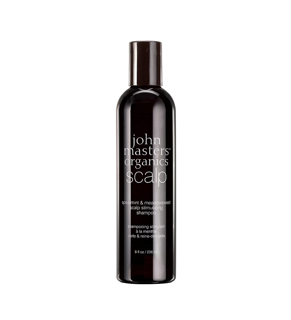 John Masters Organics  Spearmint & Meadowsweet Scalp Stimulating Shampoo, 8 oz. $18.00