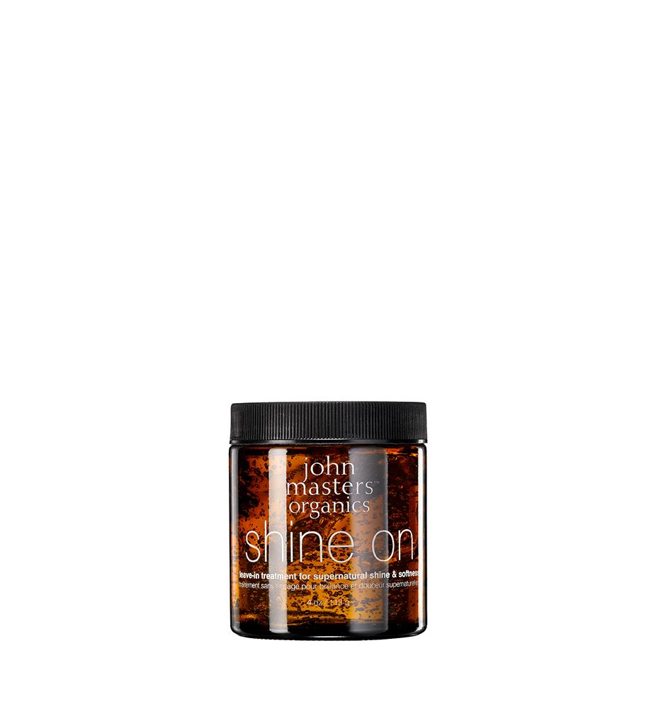 John Masters Organics  Shine On Leave-In Hair Treatment, 4 oz. $30.00
