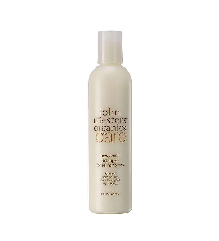 John Masters Organics Bare Unscented Detangler For All Hair Types, 8 oz. $14.50