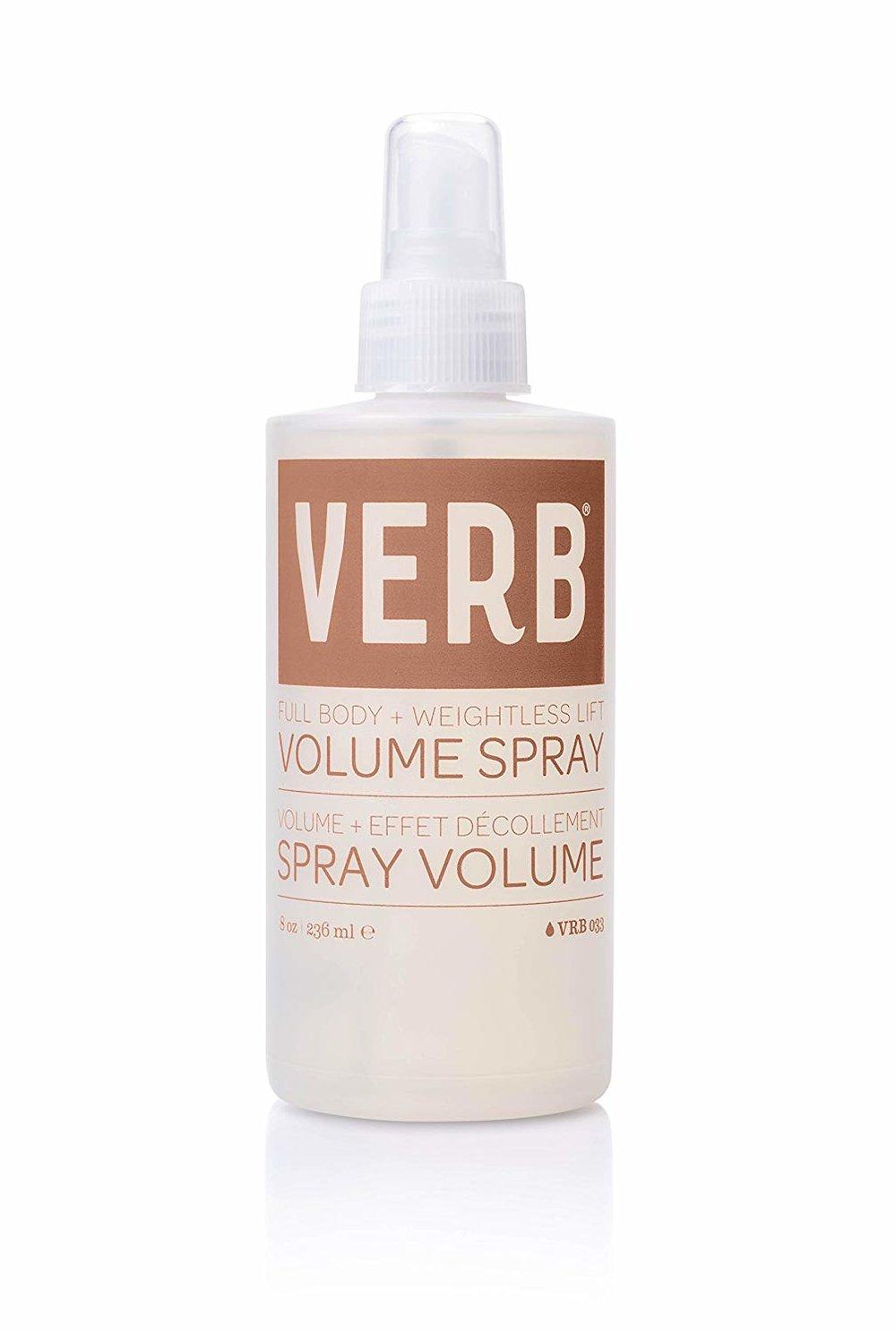 Verb  Volume Spray, 8 oz. $16.00