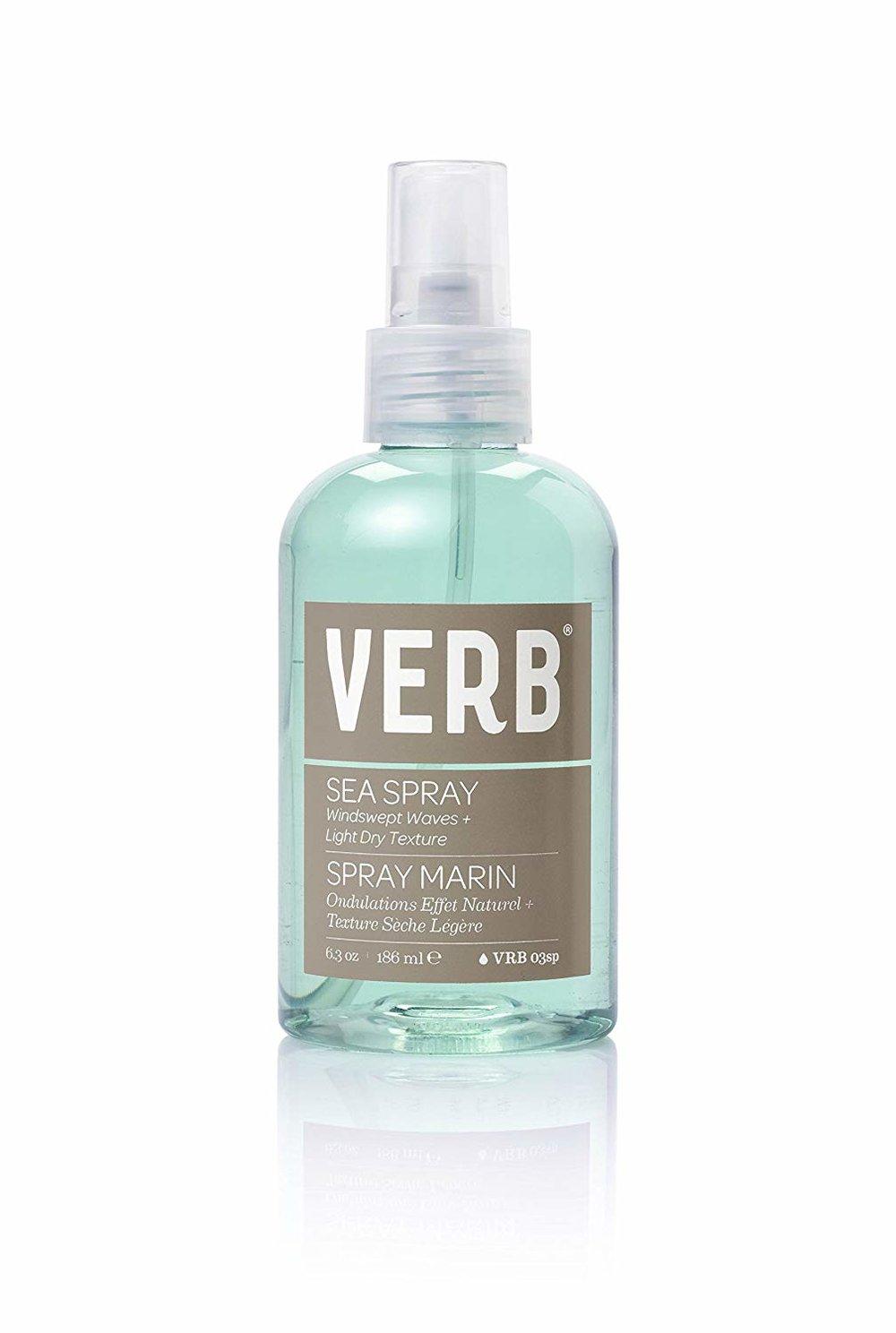 Verb  Sea Spray, 6.3 oz. $16.00