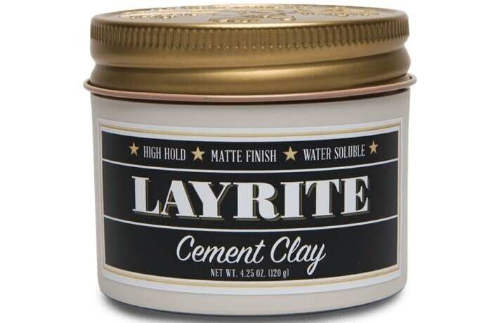 Layrite  Cement Clay, 4.25 oz. $18.00