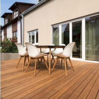 Holzterrassen — Terrassen aus Holz von Holz und Design Simon Alber