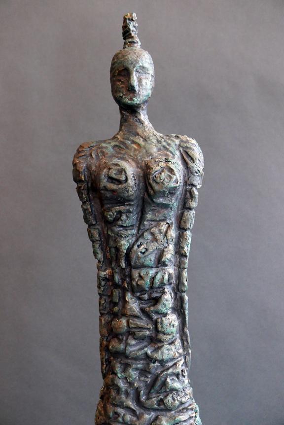 Mesopotamian Woman - Bronze