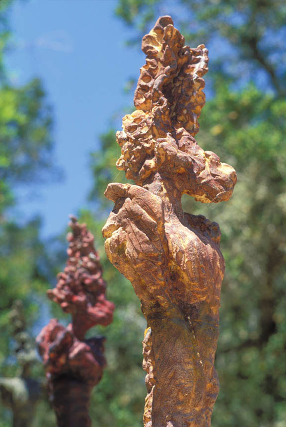 The Tribe, Paradise Ridge Sculpture Grove