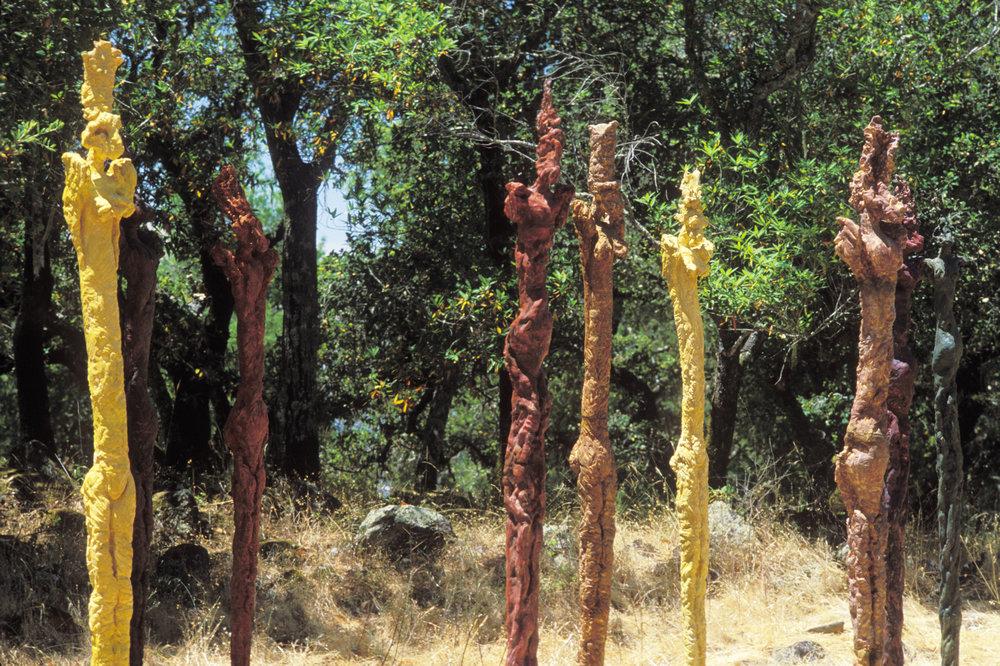 The Tribe - Paradise Ridge Sculpture Grove