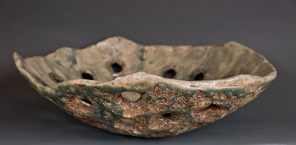 Bowl with Holes