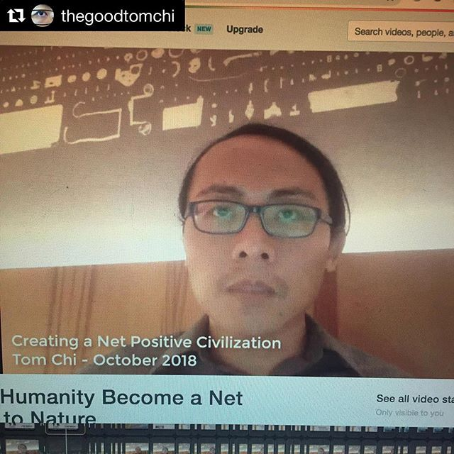 This is an excellent 35 min video from @thegoodtomchi detailing everything about how we can feed our growing human population while restoring ocean health, reversing climate change, and supporting the shift in human consciousness that needs to happen. Watch it via the link from his bio. . #climateaction #climatechange . #Repost @thegoodtomchi ・・・ Just posted the first rev of my net positive civilization talk - it outlines how we can approach the goal of fully restoring nature while living prosperously - link in bio! #consciousness #nature #technology #venturecapital