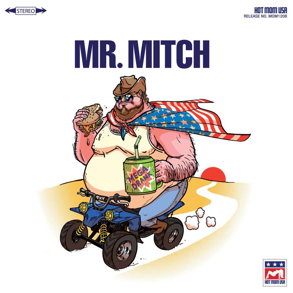 Mr. Mitch - On The Blob.jpg