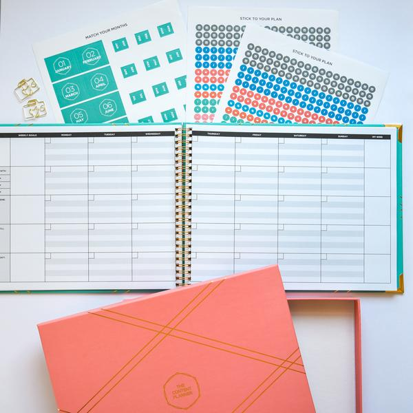 The Content Planner | Content Marketing Planner