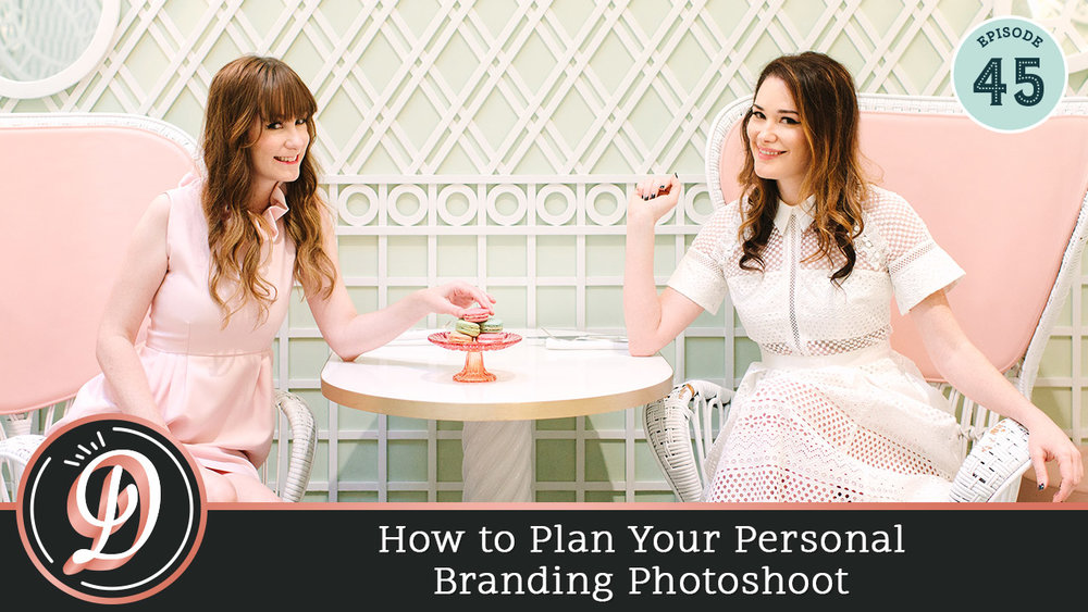 Sometimes small business owners just don't have the funds for a pro brand photo shoot. But that's no excuse for continuing to use your iPhone for all of your brand photography! That's why this week on The Decorettes, Jess and Steph and delivering their ultimate guide to a DIY personal brand photo shoot so you can do the best you can with a small monetary investment. Your business will thank you and your clients will be impressed!