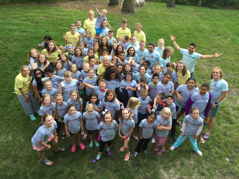 2ND-5TH GRADE CAMP - JUNE, 2017