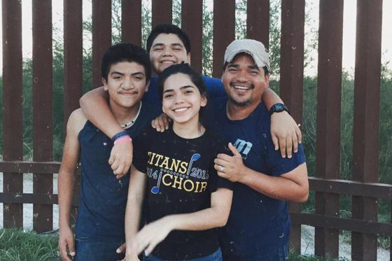 Hidalgo, Texas - US / MEXICO BORDER 2016