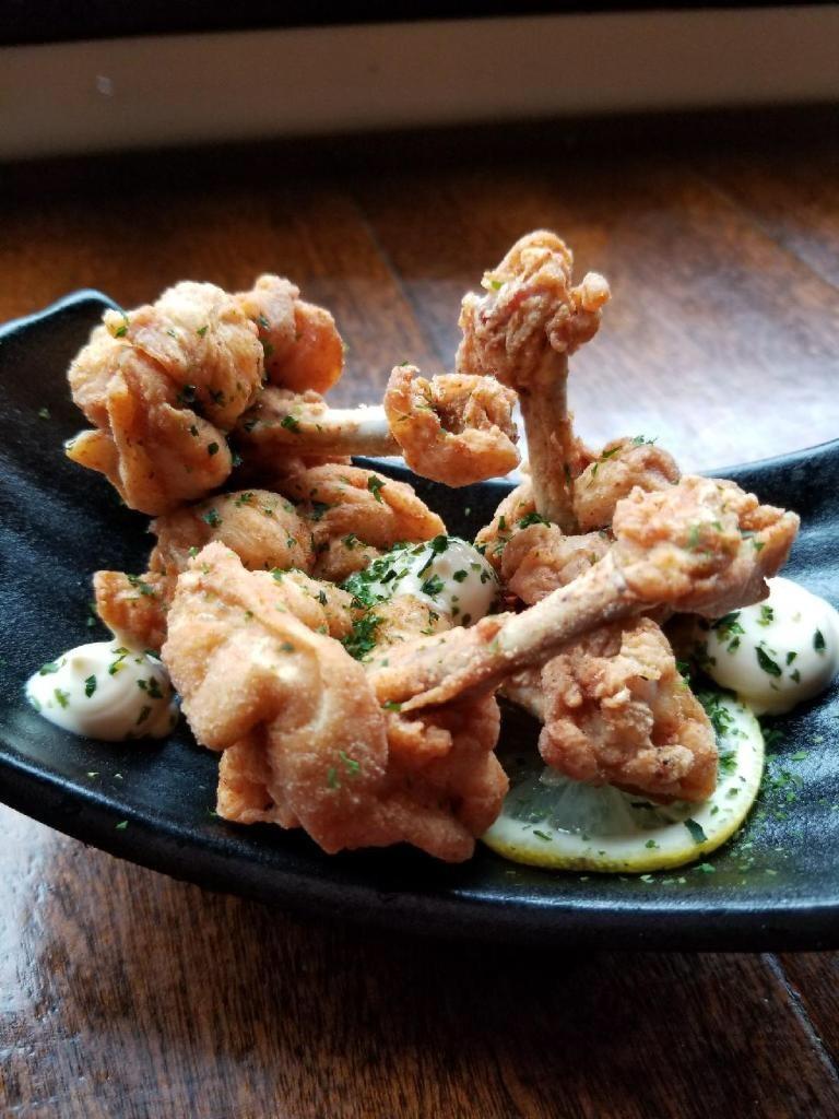 Chicken Karaage $7