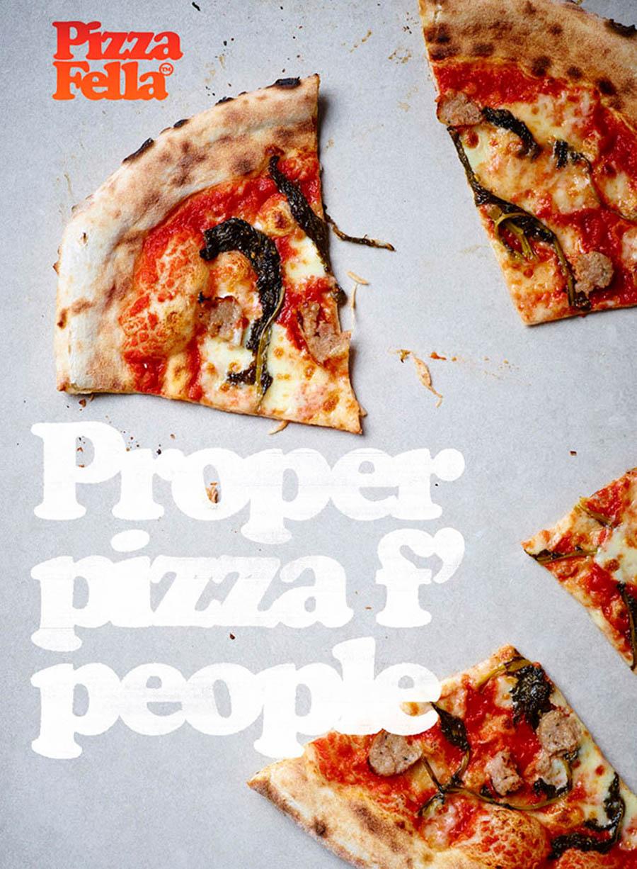 Angus McDonald Photography - Pizza Fella