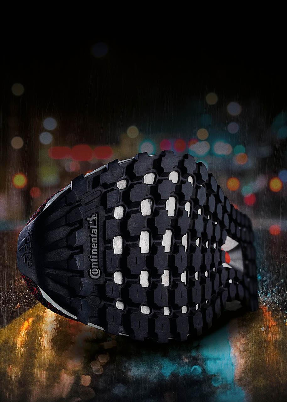 Adidas Continental soles