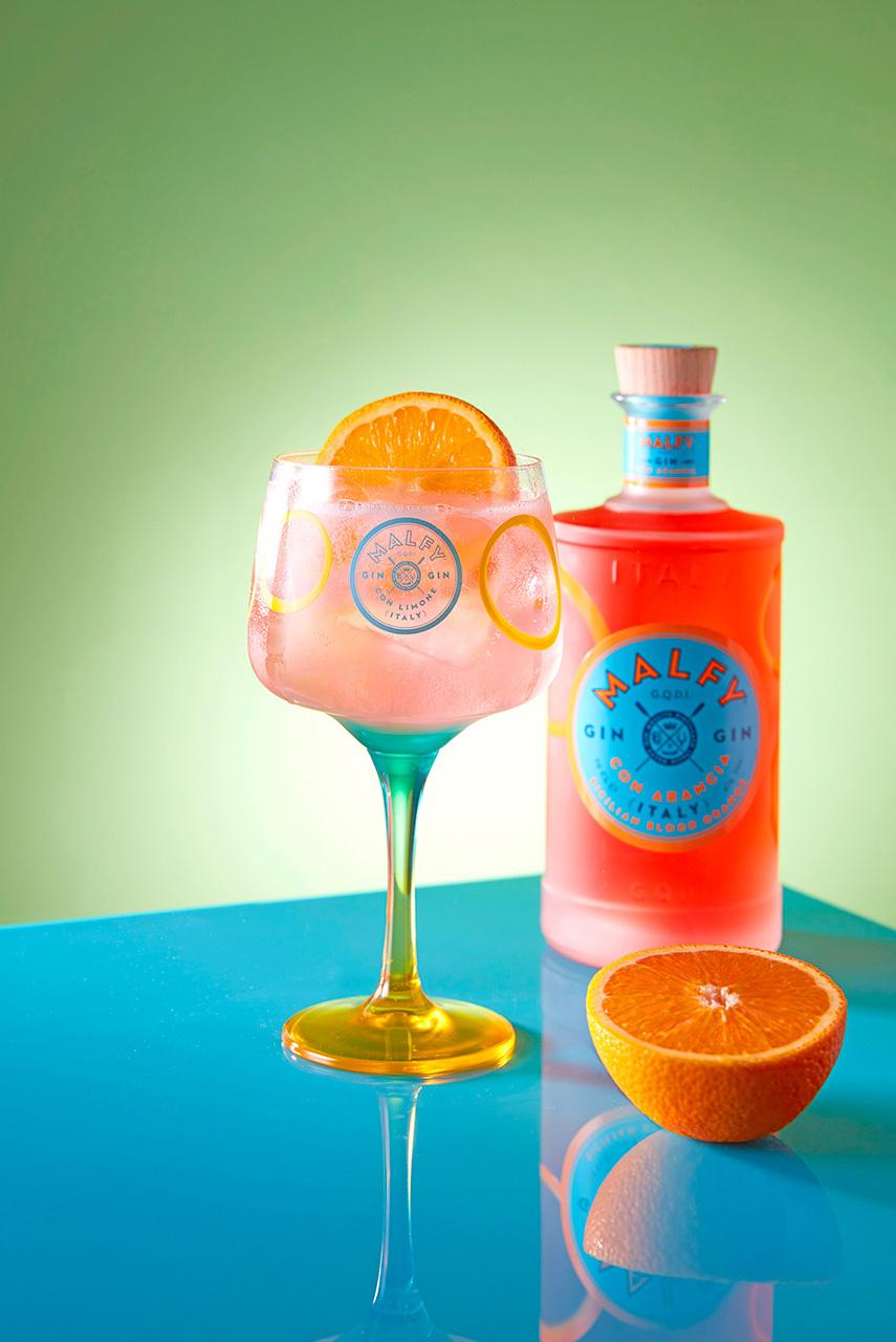 Malfy's gin