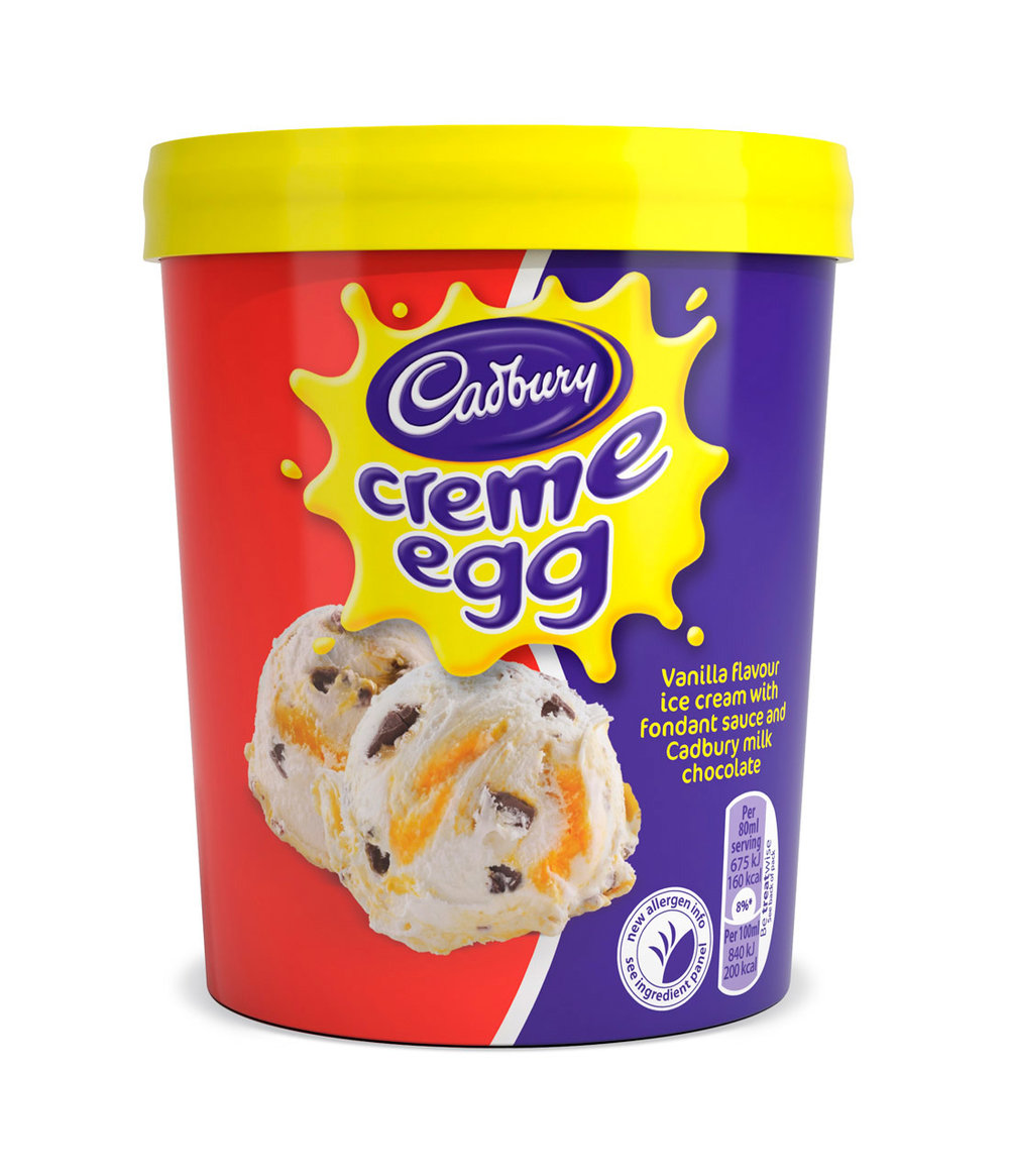 Cadbury Cream Egg