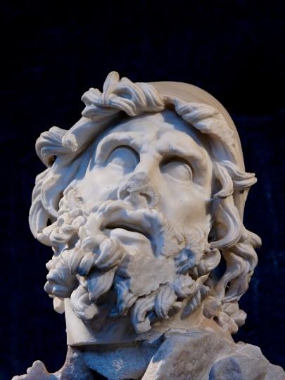 Head of Odysseus