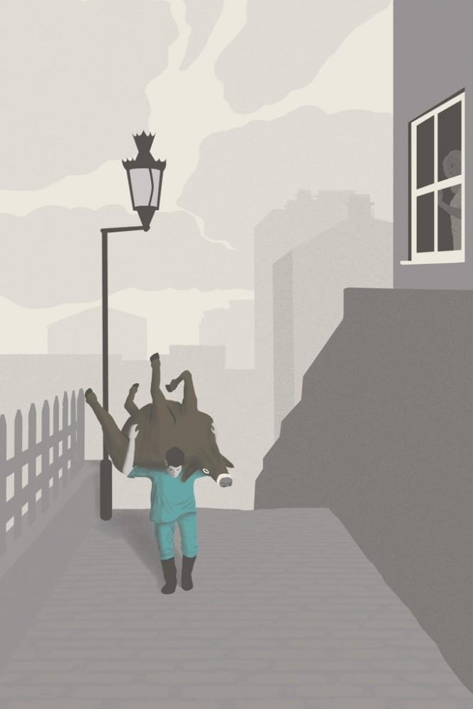 Lazy Jack and the Donkey by Jon Milet Baker