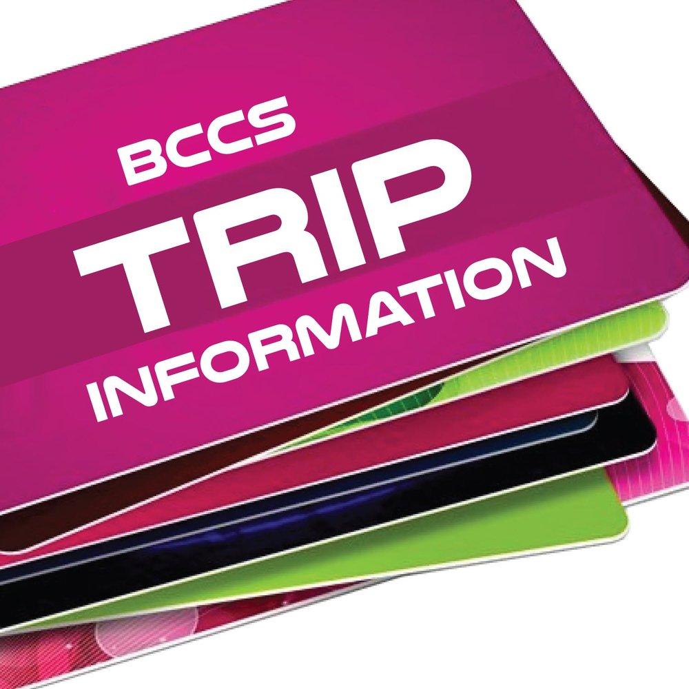 TRIP Information -