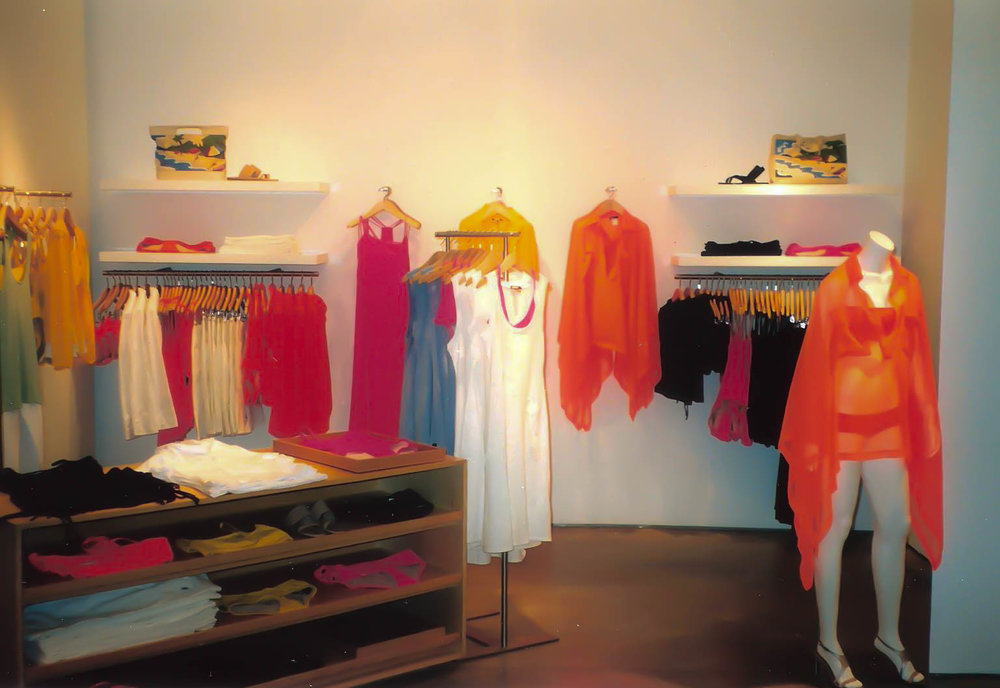 Color Stories - Merchandising & display.