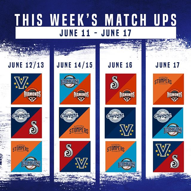 Check out this week's matchups! ⚾️#PAPBC